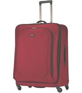Hybri-Lite 27, Valise extensible, rouge