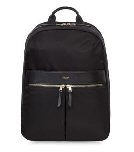 "Mayfair Beauchamp 14"" Sac à dos en noir et or"