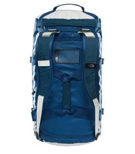 Base Camp Duffel M - 64cm mit Rucksackfunktion in Blue Wing Teal White