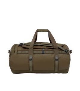 Base Camp Duffel M - 64cm mit Rucksackfunktion in Beech Green / Burnt Olive