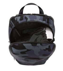 Gion Backpack en noir camouflage taille M