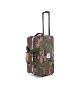 Travel Sac de Voyage Trolley en Woodland Camo