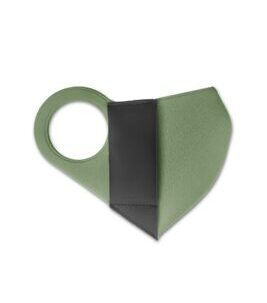 Active Mask Green Army Large