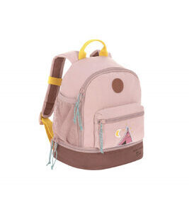 Lässig Kindergartenrucksack - Mini Backpack Adventure Tipi