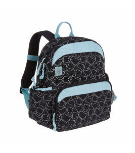 Lässig Kinderrucksack - Medium Backpack Spooky Black