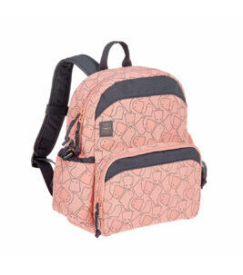 Lässig Kinderrucksack - Medium Backpack Spooky Peach