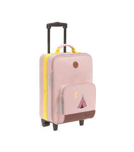 Lässig Valises pour Enfants- Trolley Adventure Tipi