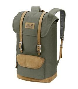Earlham - Tagesrucksack in Woodland Green