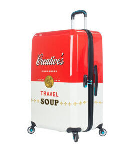 Urbe Luggage - Travel Soup S
