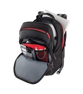 Business Backpack - Legacy in Schwarz / Grau