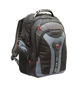 Business Backpack - Pegasus in Grau