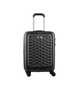 Lumen - Expandable Hardside Luggage 20'' Dual Access in Schwarz