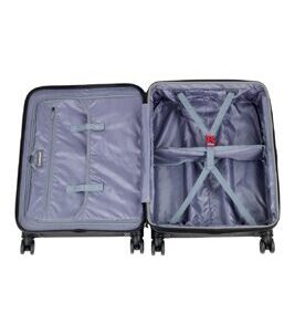 Matrix - Expandable Hardside Luggage 20'' Carry On in Schwarz