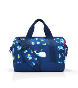 Sac à bandoulière Allrounder M Kids ABC Friends Blue