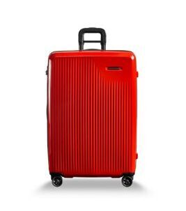 Sympatico, Large expandable Spinner en feu rouge