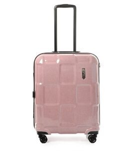 Crate Reflex - 4 Rollen Trolley 66 cm en Crystal Rose