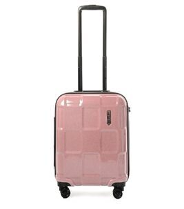 Crate Reflex - 4 Rollen Trolley 55 cm en Crystal Rose