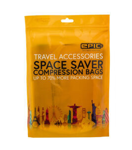 Space Saver Compression Bag - Vakuumbeutel Set