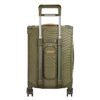 Baseline, Domestic Carry-On Expandable Spinner, vert olive 4